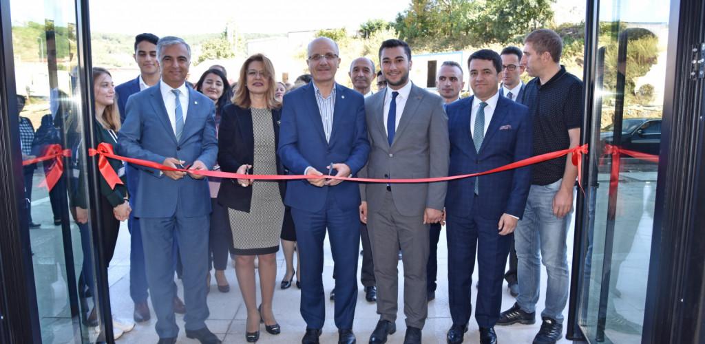 RTE Külliyesi Eczacılık Fakülte Binası Açılışı Gerçekleştirildi